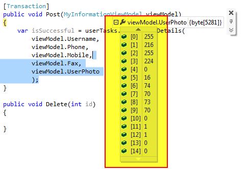 byte array in javascript